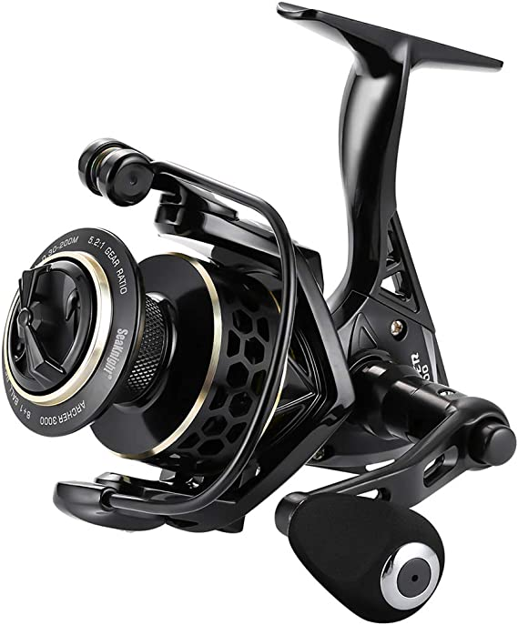 SeaKnight Archer Spinning Reel 8+1BB Ultralight Fishing Reel 4.9:1 5.2:1 Freshwater Max Drag 29LB