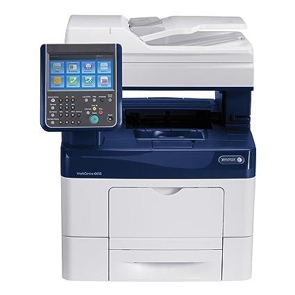 Xerox WorkCentre 6655 - Impresora multifunción láser ...