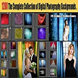 1200 Digital Backgrounds Photography Backdrops 28 Unique Collections