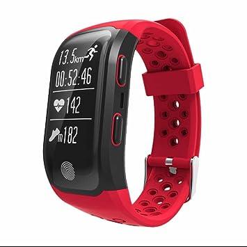 Montre connectée sport Femme Homme Bracelet connecté Podomètre marche tracker dactivité avec OLED Ecran