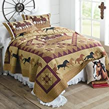 Horse Country Quilt Set