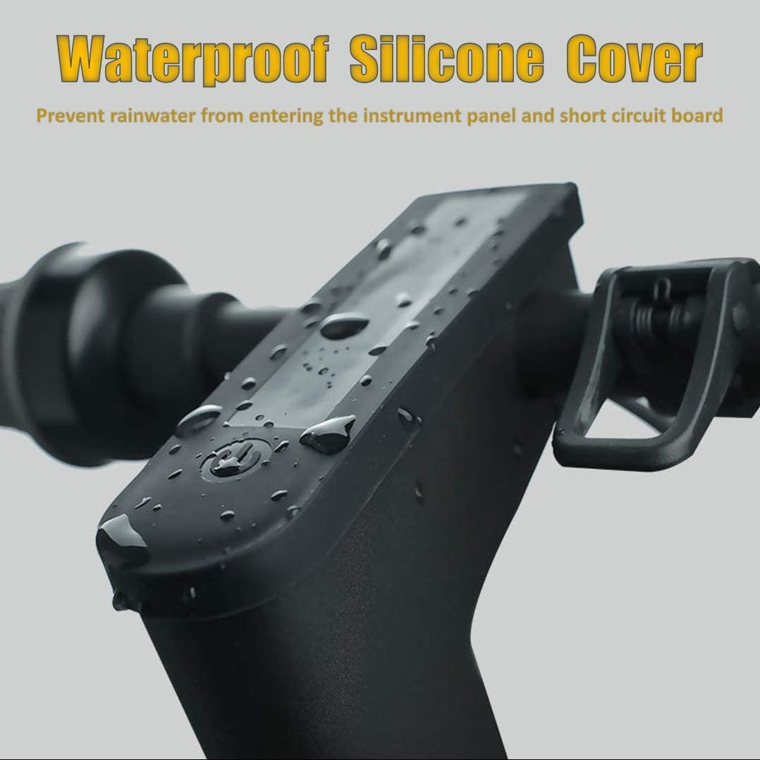 Silicone Control Cover Anti Scratch Waterproof-Case For Ninebot G30MAX Scooter