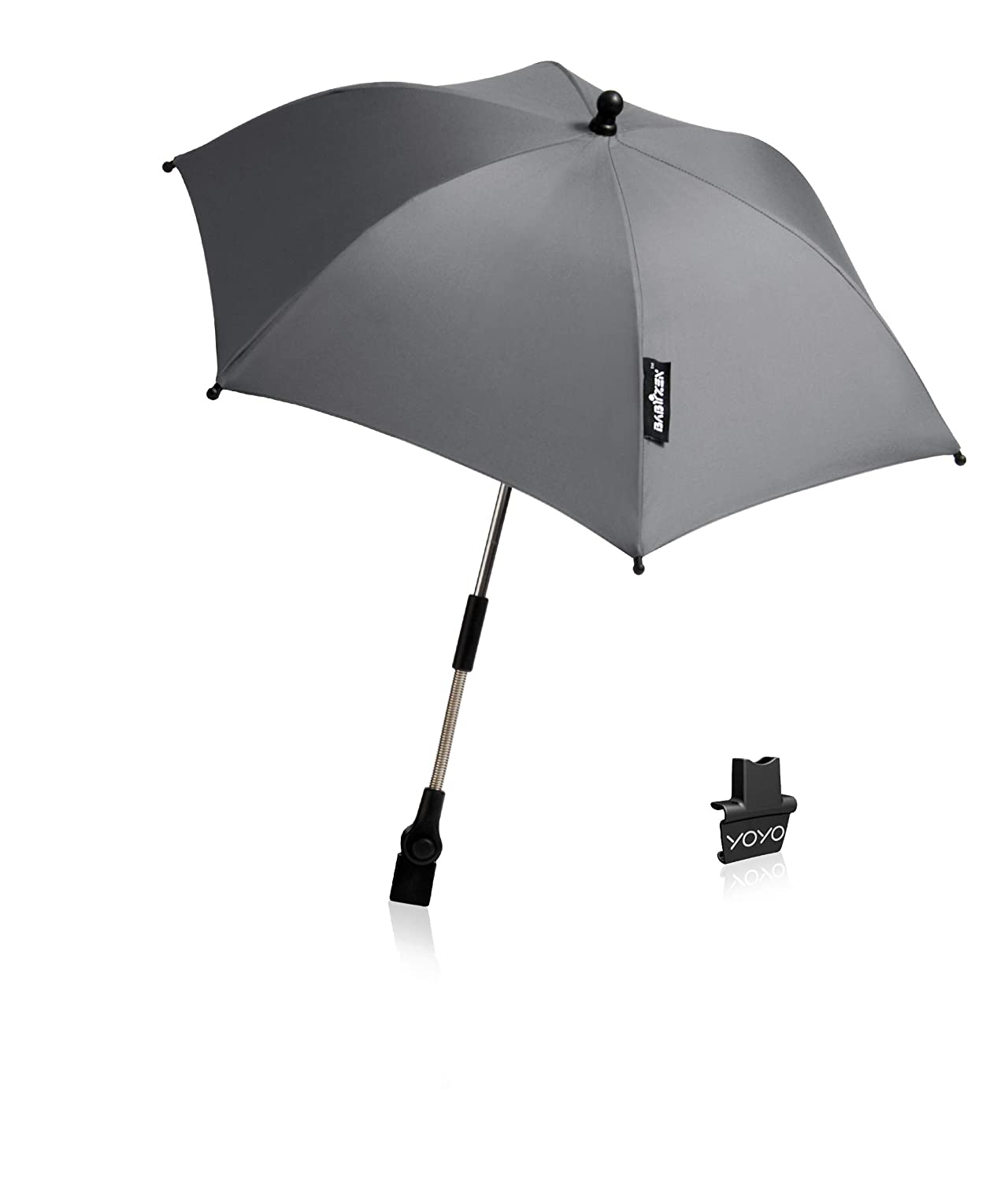 BABYZEN - Parasol para cochecito, color gris Whitestep Ltd BZ10211-01