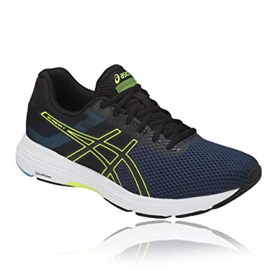 Asics Gel-Phoenix 9, Chaussures de Running Homme, Bleu (Deep Ocean/Flash Yellow 400), 46.5 EU