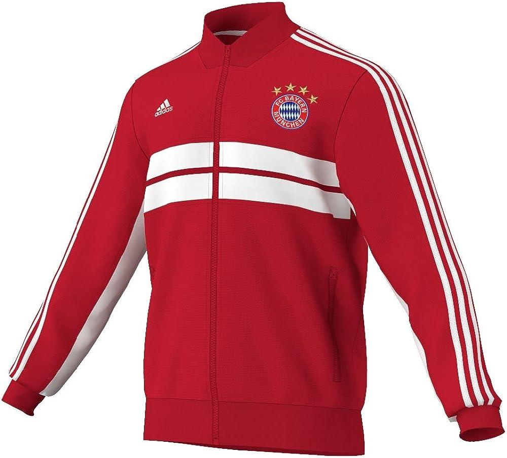 adidas – Chaqueta de chándal FC Bayern Múnich Anthem, hombre ...