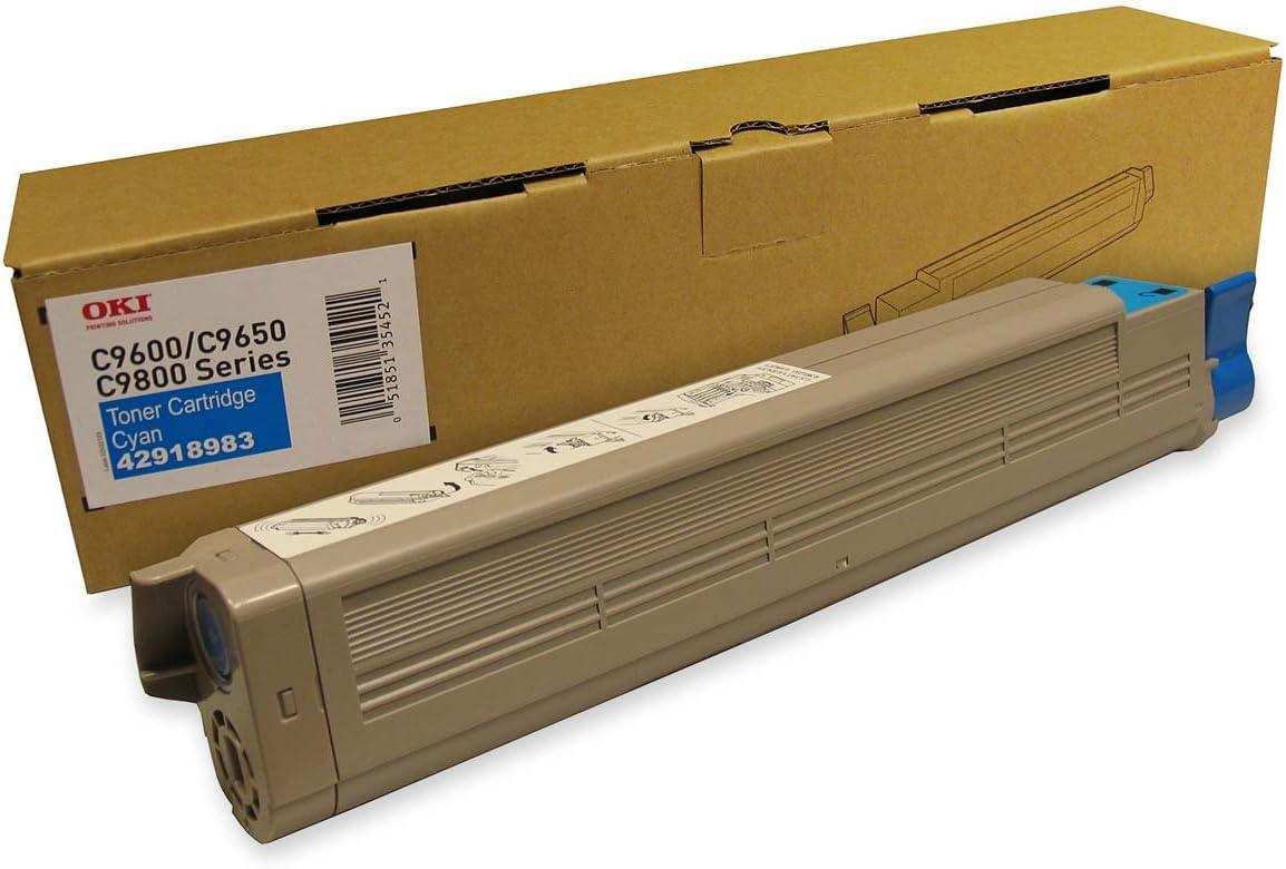 On Time Toner Okidata C9650 42918982 Compatible Magenta Toner Cartridge