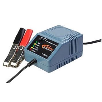 H-Tronic AL 600 Plus - Cargador de baterías (2/6/12 V)
