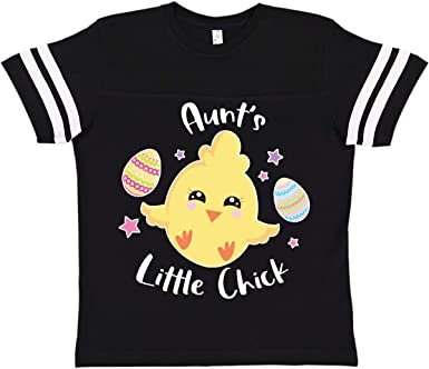 inktastic Happy Easter Great Aunts Little Chick Toddler Long Sleeve T-Shirt