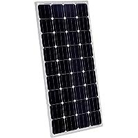 200W Solar Panel Mono 12V Single Power Kit Camping Power Battery Charge Caravan