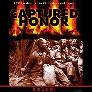 Captured Honor Audiobook