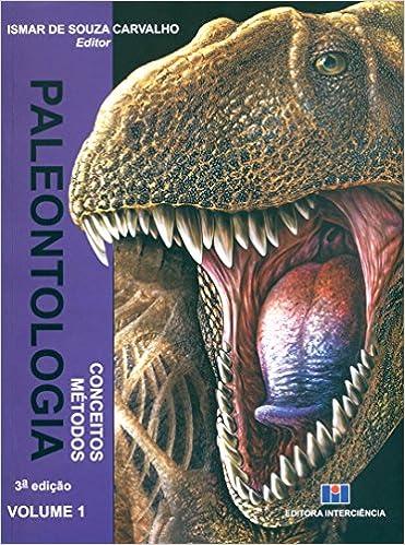 paleontologia ismar de souza carvalho