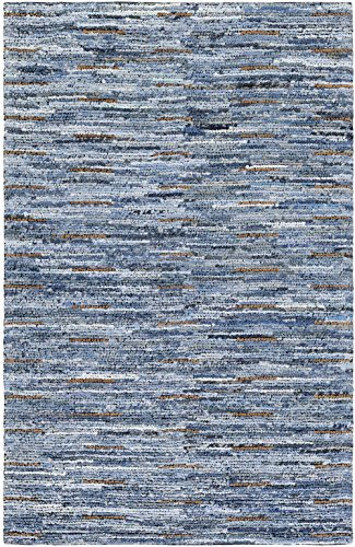 Surya Solid/Striped Rectangle Area Rug 8 - Striped Dungarees Shopping Results
