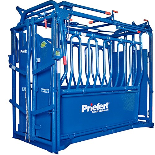 (Priefert Model SO4 Squeeze Chute)