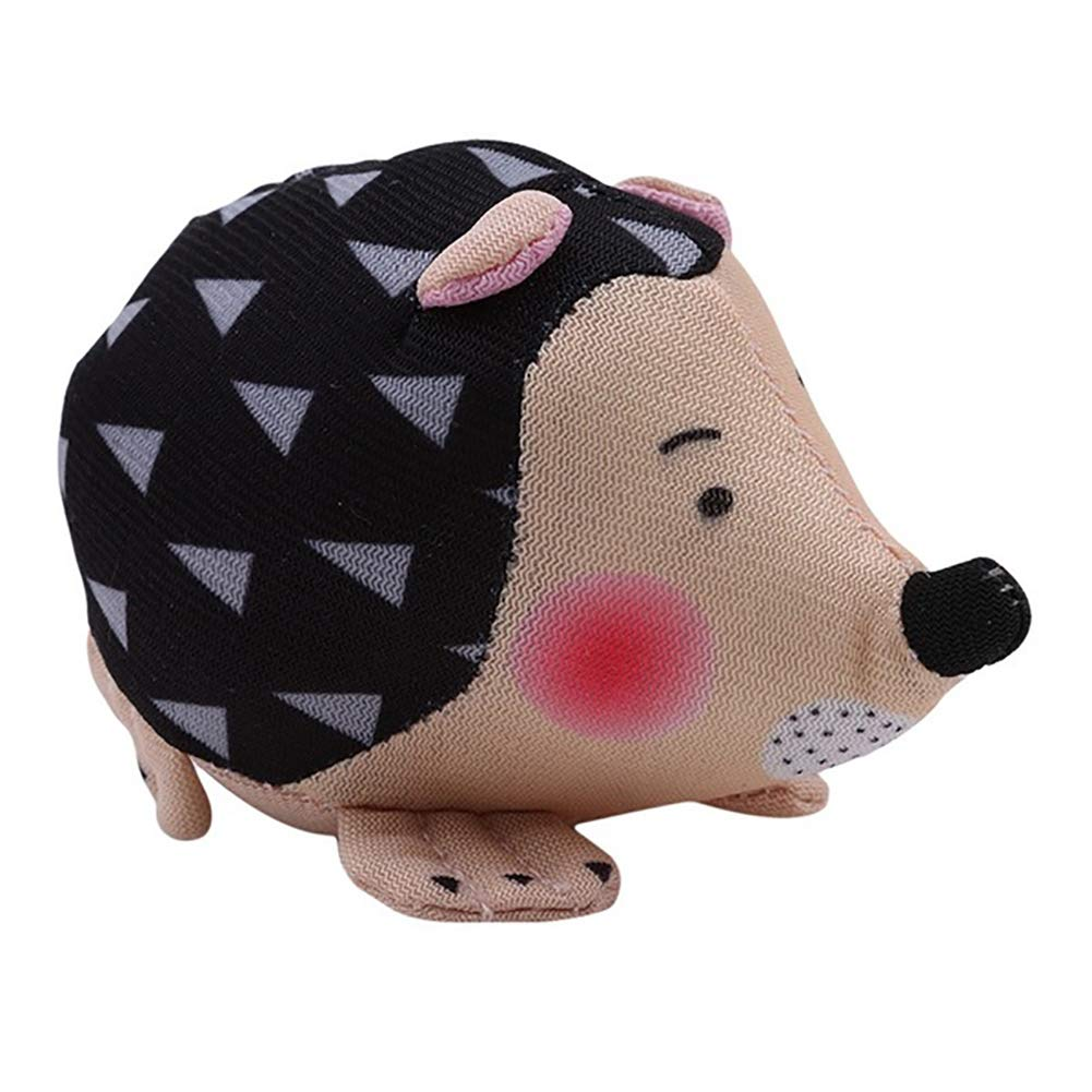Kalaokei Cute Hedgehog Sewing Anti-Loss Needle Cushion Pin Holder DIY Needlework Tool