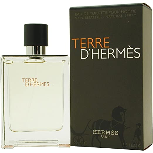 Terre D' Hermes pour Homme by Hermes Cologne and perfume for men
