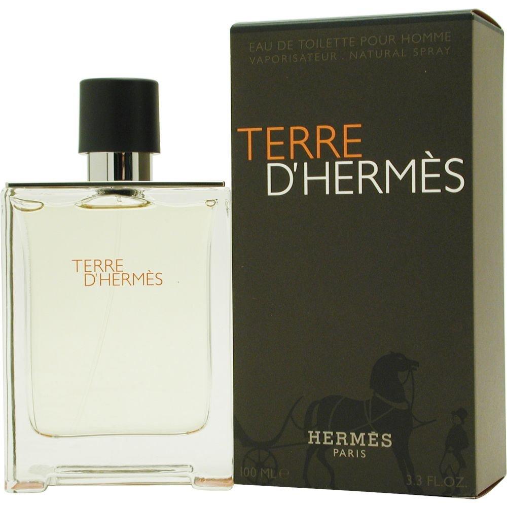 Terre D' Hermes Pour Homme Limited Edition By Hermes Eau-de-toilette Spray, 3.3-Ounce