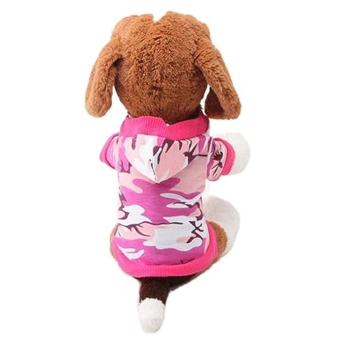 Back Sport 1 x fina perro gato huas Animales Sudaderas Disfraz Cosplay camuflaje Ropa Chaqueta Abrigo