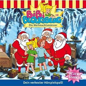 Die Weihnachtsmänner (Bibi Blocksberg 38) Hörspiel