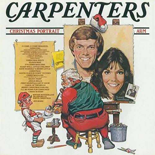 Carpenters - Christmas Portrait - A&M Records - 394 726-1