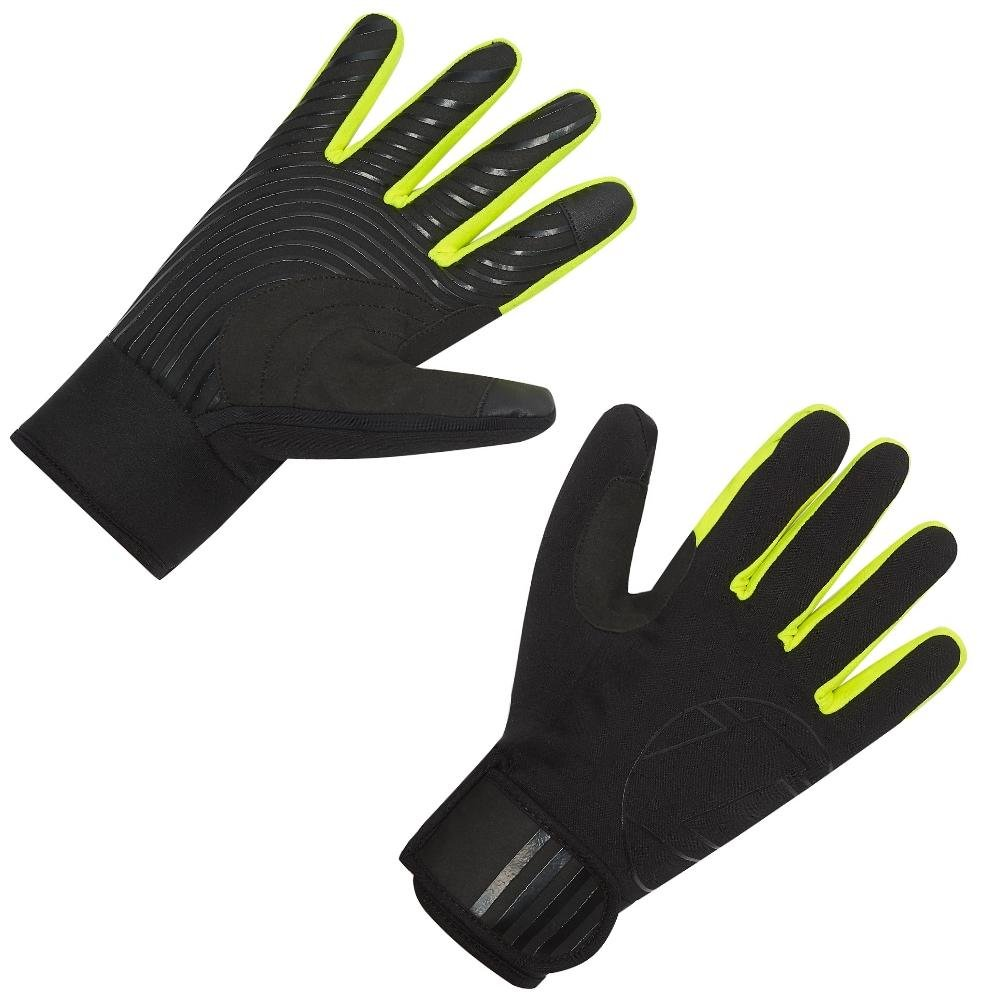 Tenn ClasseシリーズDeep冬手袋 B074FZ9SHS Circ 23cm L Hi-Viz Yellow Hi-Viz Yellow Circ 23cm L