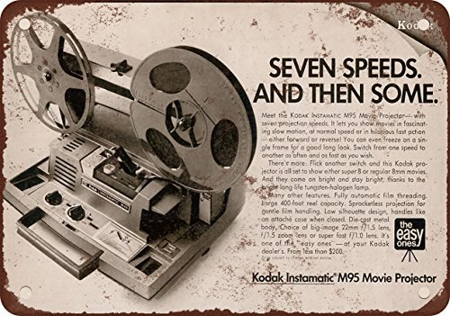 1969 Kodak M95 – reproducción de película proyector Aspecto ...