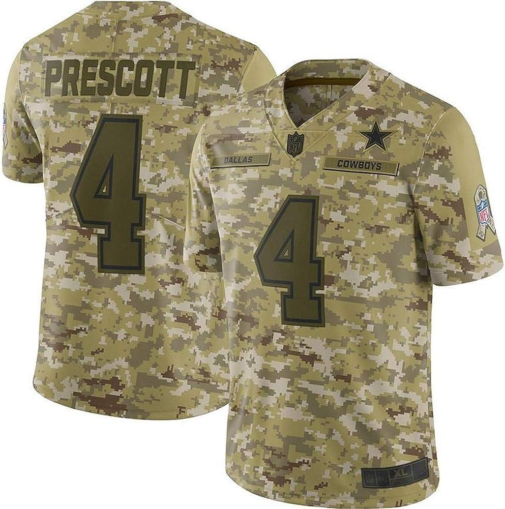 Camiseta para hombre con uniforme de fútbol americano ...