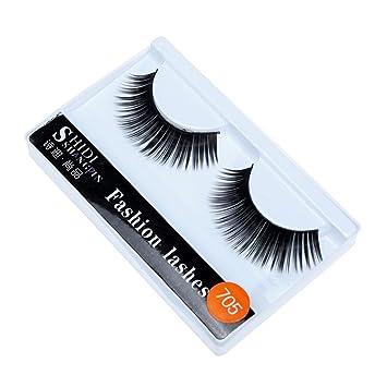 adac0144c8f DXINXIN Double Magnetic False Eyelashes - No Glue Mess-Free Reusable - Beautiful  Natural Enhanced