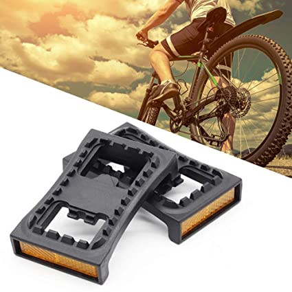 312026a82cc Amazon.com   millet16zjh MTB Mountain Bike Cleat Flat Adapter for M520 M540  M780 M980 Clipless Pedals   Sports   Outdoors