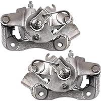 BP77041020103 Tovasty Front Premium Ceramic Disc Brake Pad Set /& Hardware Clips For Honda CRV 05 2005 06 2006