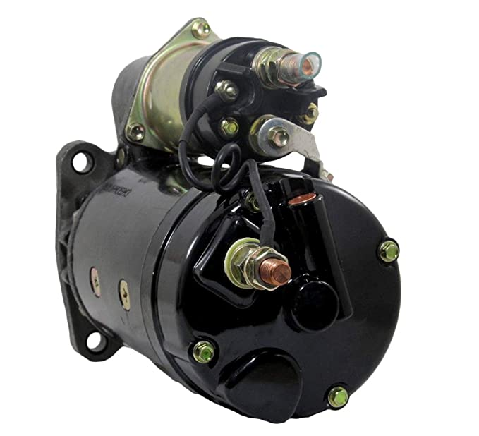 Amazon.com: NEW STARTER MOTOR FITS INTERNATIONAL TRUCK 4000-4900 7100-7700 DT-360 DT-466 12 VOLT: Automotive