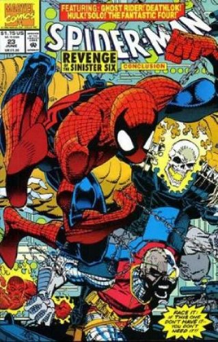 Spider-Man: Revenge of the Sinister Six, Conclusion, Vol. 1, No. 23 (June, 1992)