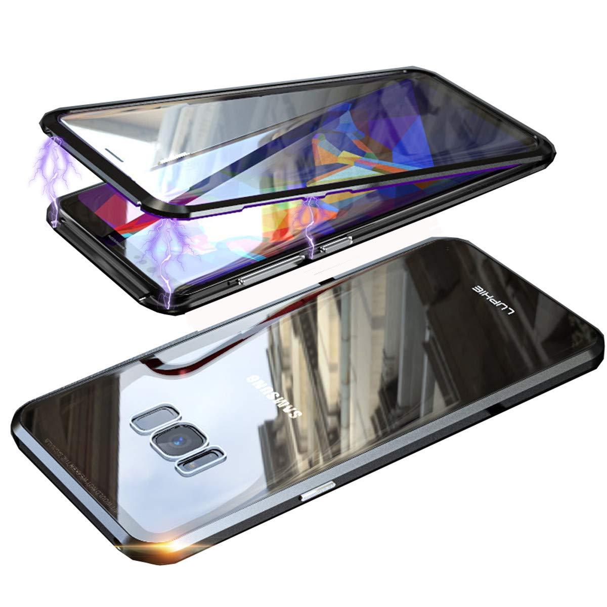 Funda Para Galaxy S8 Plus 360° Full Proteccion Magnetica