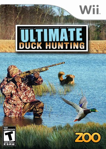 (Ultimate Duck Hunting - Nintendo Wii)
