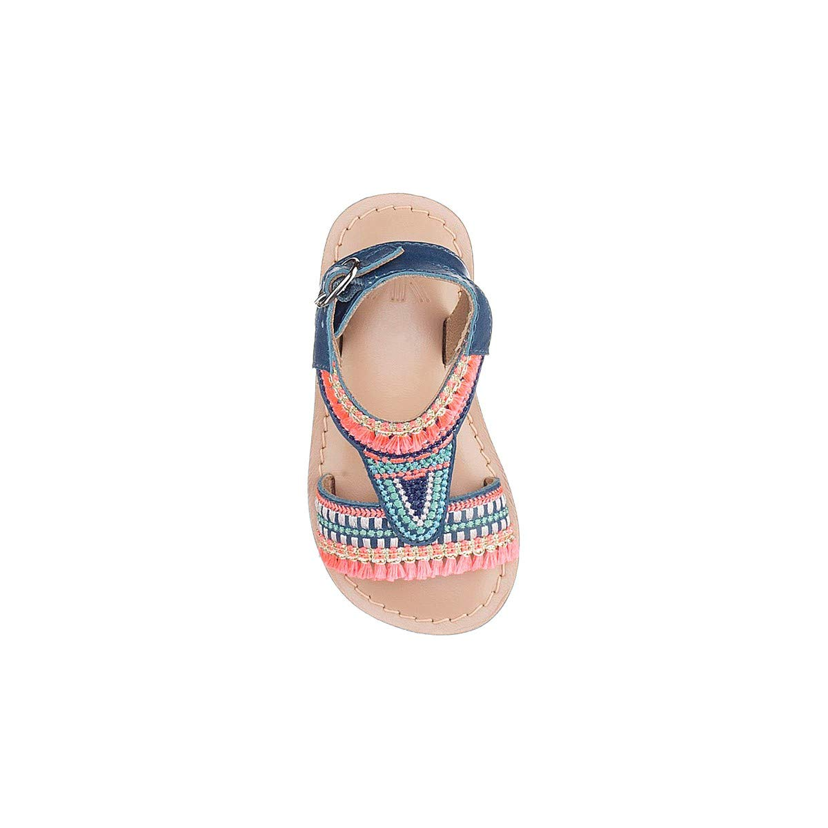 La Redoute Collections Big Girls Embroidered Sandals