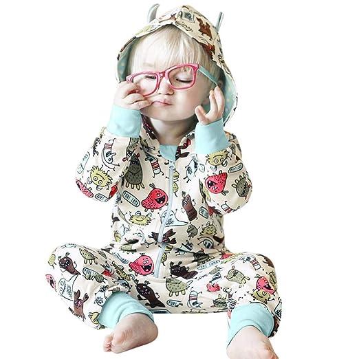 cbc59fe38861 Amazon.com  Baby Kids Romper