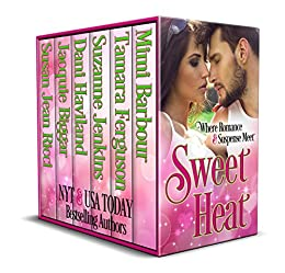 Sweet Heat - Where Romance and Suspense Meet by [Barbour, Mimi, Ferguson, Tamara, Jenkins, Suzanne, Haviland, Dani, Biggar, Jacquie, Ricci, Susan Jean]