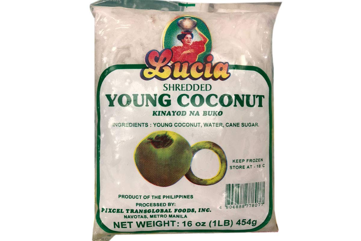 Shredded Young Coconut - 16oz (Pack of 3)