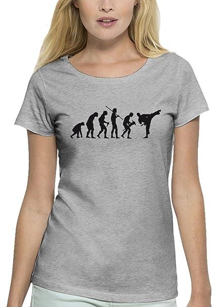 Kampfsport Premium Damen T-Shirt aus Bio Baumwolle EVOLUTION JUDO Marke Stanley  Stella: Amazon.de: Bekleidung
