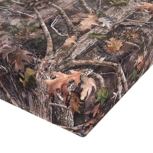 Glenna Jean Camo Baby Crib Sheet Fitted Nursery Standard from Glenna Jean
