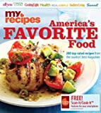 America's Favorite Food, MyRecipes, 0848737164