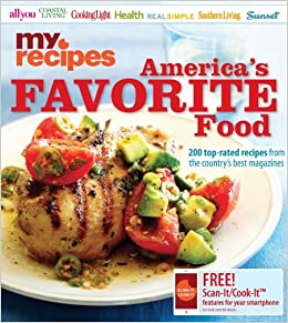 Americas favorite food 200 top rated recipes from the countrys americas favorite food 200 top rated recipes from the countrys best magazines myrecipes 9780848737160 amazon books forumfinder Images