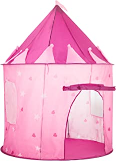 Toyniverse Girls Pink Play Tent Princess Castle with Glow In The Dark Stars - 41.3   sc 1 st  Amazon.com & Amazon.com: Glow Crazy Doodle Dome Tent Toy: Toys u0026 Games