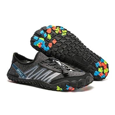 Zapatos de Agua Transpirables Unisex Zapatos de Playa Secado ...