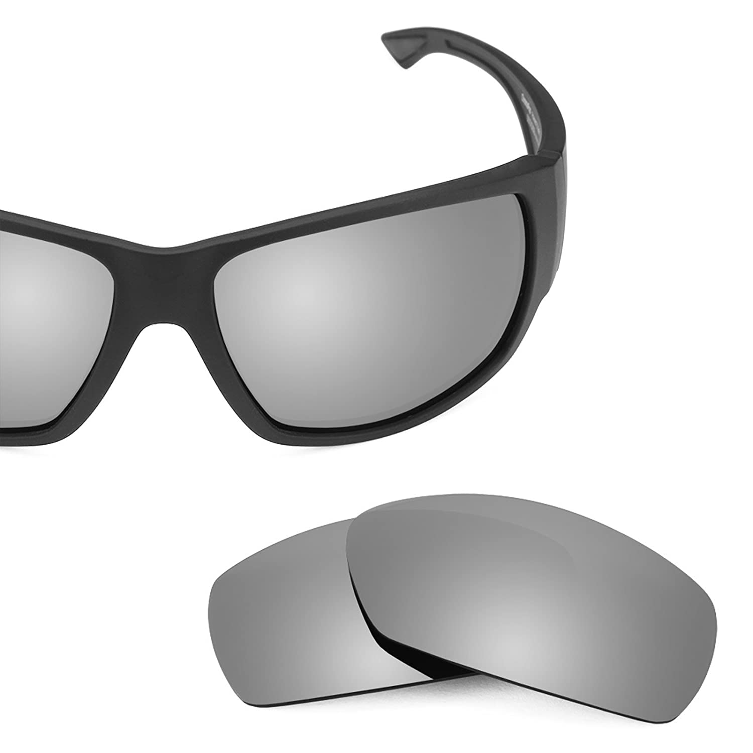 Revant Replacement Lenses for Smith Dockside 4 Pair Combo Pack K018