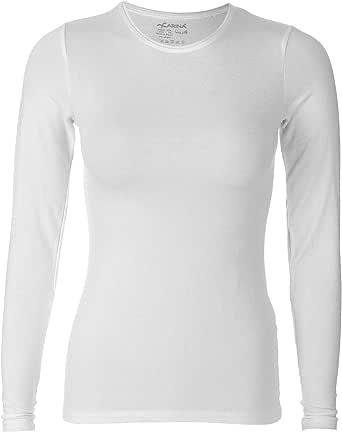 قميص داخلى باكمام طويلة للنساء من كارينا