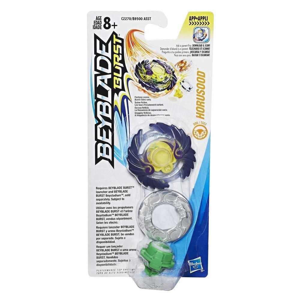 Hasbro Beyblade Burst C2270 - シングルトップHORUSOOD B07815J2HQ
