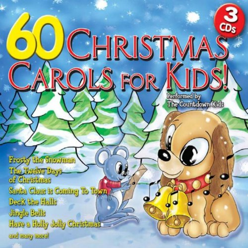 60 Christmas Carols For Kids (Kids Carols)