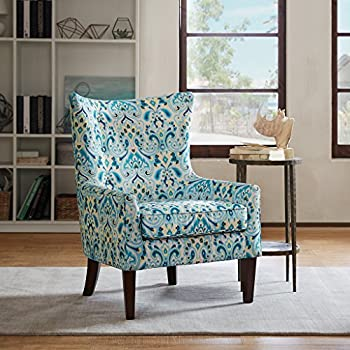 Shelter Wing Chair Carissa Multi