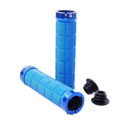 12 opinioni per ROCKBROS Blu Universale Manopole Impugnatura Alluminio Lega /Knob Handle Per