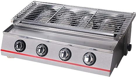 Itop 4 grabadora Gas barbacoa Barbecue entrega rápida ...